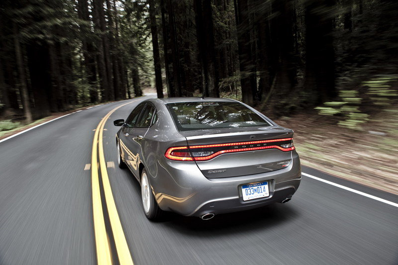 2016 Dodge Dart High Resolution Exterior - image 672191