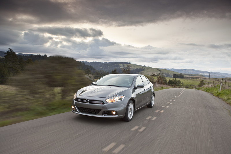 2016 Dodge Dart High Resolution Exterior - image 672195