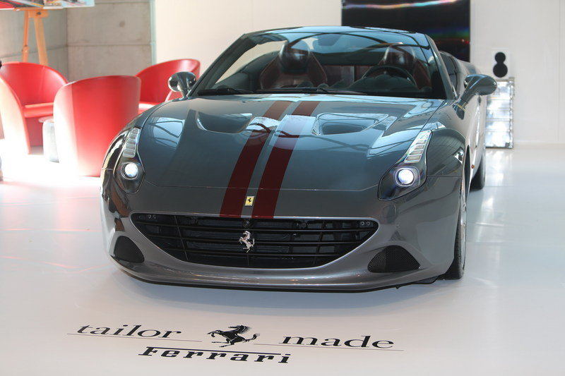 2016 Ferrari California T Tailor Made 250 SWB Tribute