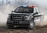 2016 Ford F-150 Special Service Vehicle Package - image 673217