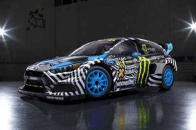 2016 Ford Focus RS RX By Hoonigan Racing - image 672856