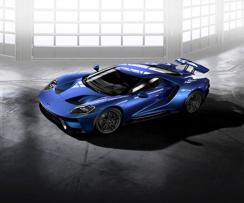 2017 Ford GT High Resolution Exterior - image 672578