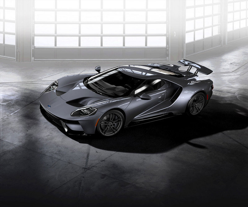2017 Ford GT High Resolution Exterior - image 672597