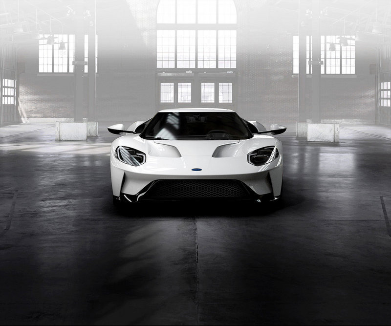 2017 Ford GT High Resolution Exterior - image 672602