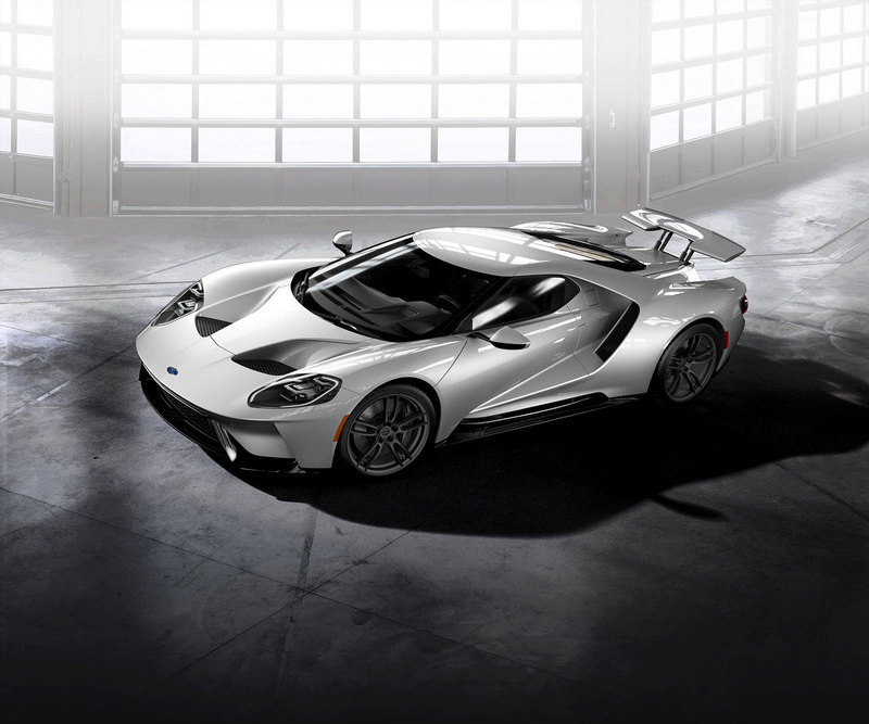 Ford Gt Configurator Launched High Resolution Exterior Image
