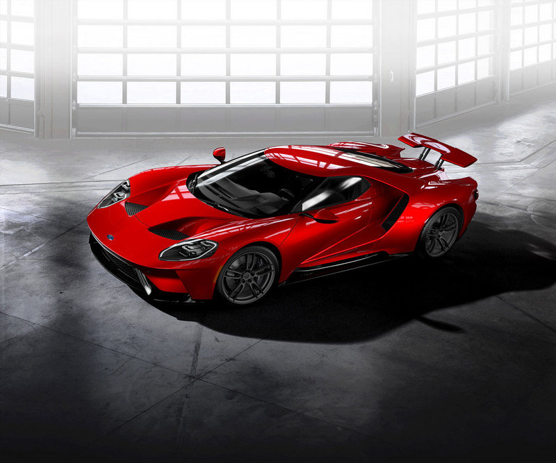 2017 Ford GT High Resolution Exterior - image 672564