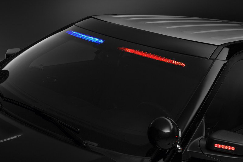 "Ford Launches ""No Profile"" Light Bar for the Police Interceptor Utility - image 671980"