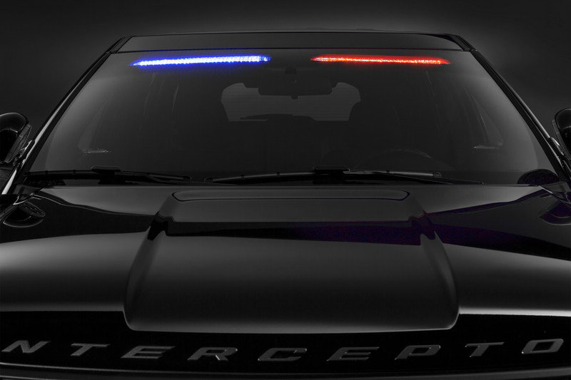 "Ford Launches ""No Profile"" Light Bar for the Police Interceptor Utility - image 671982"