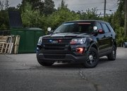 "Ford Launches ""No Profile"" Light Bar for the Police Interceptor Utility - image 671983"