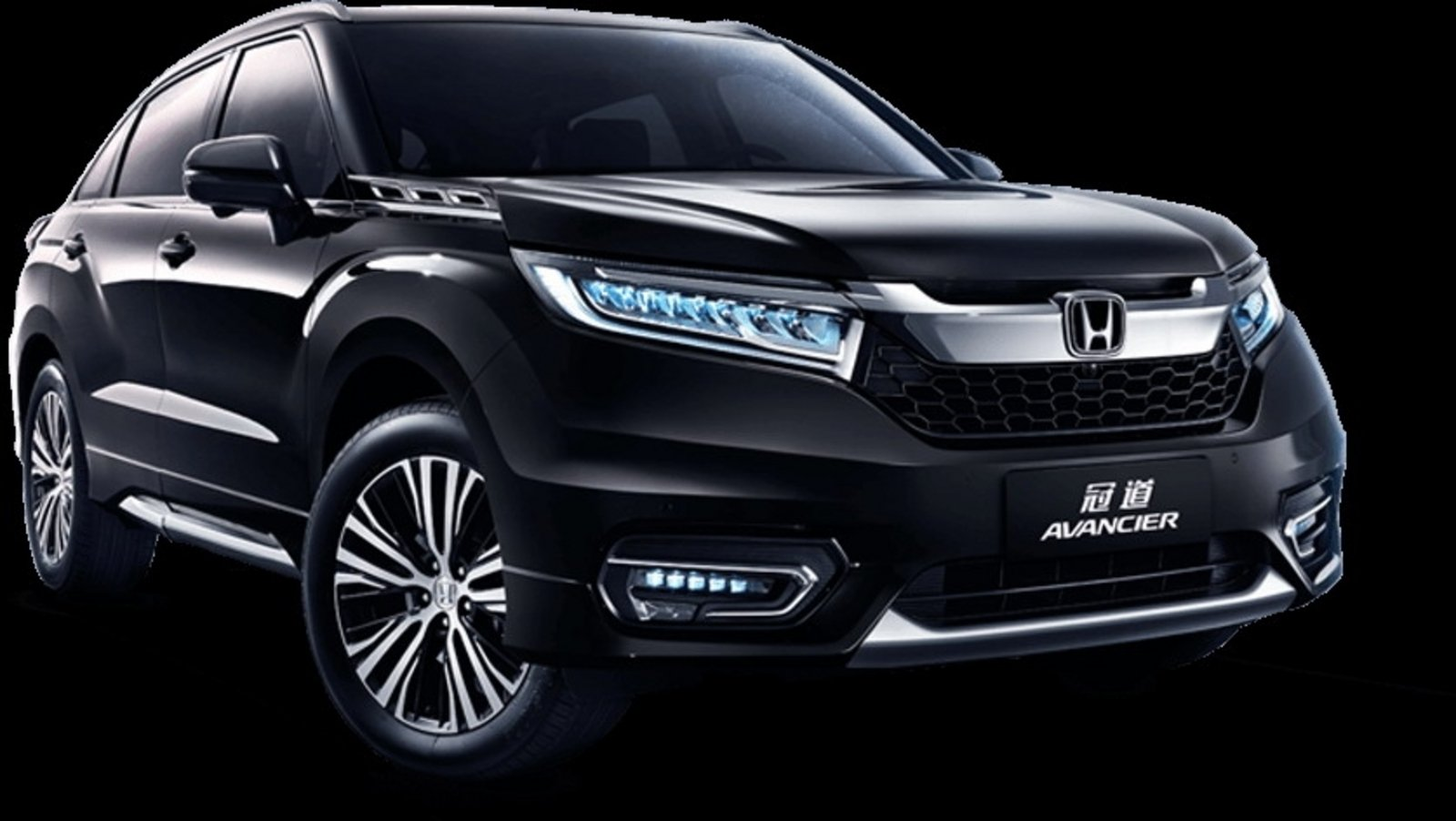 2017 Honda Avancier Review