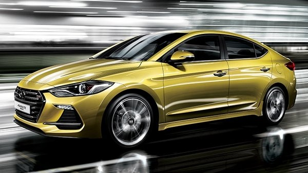 2017 hyundai elantra sport car review top speed. Black Bedroom Furniture Sets. Home Design Ideas