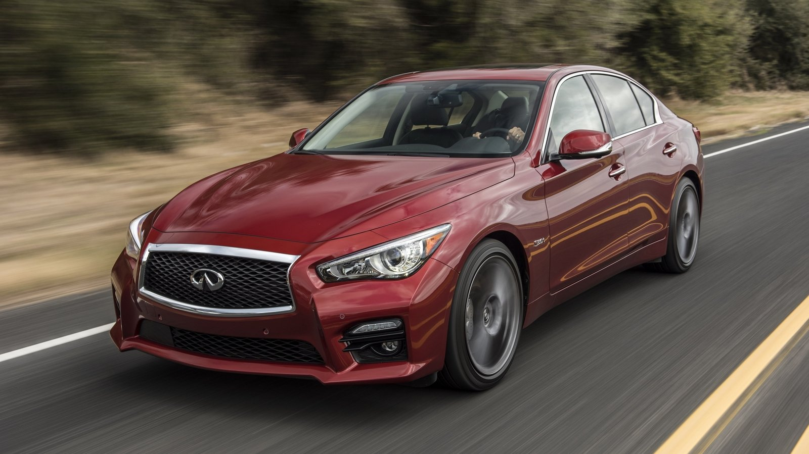 2016 infiniti q50 red sport 400 review top speed. Black Bedroom Furniture Sets. Home Design Ideas