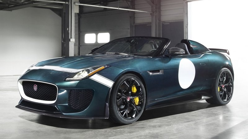 Jaguar Pondering New Project 7 Sports Car