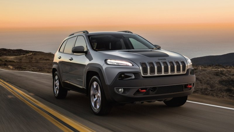 Jeep Cherokee Trailhawk Qualifies For Japan's Eco-Car Tax Incentive.