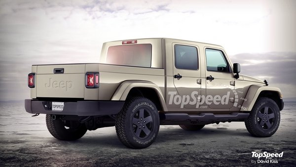2018 Jeep Scrambler Review  Top Speed
