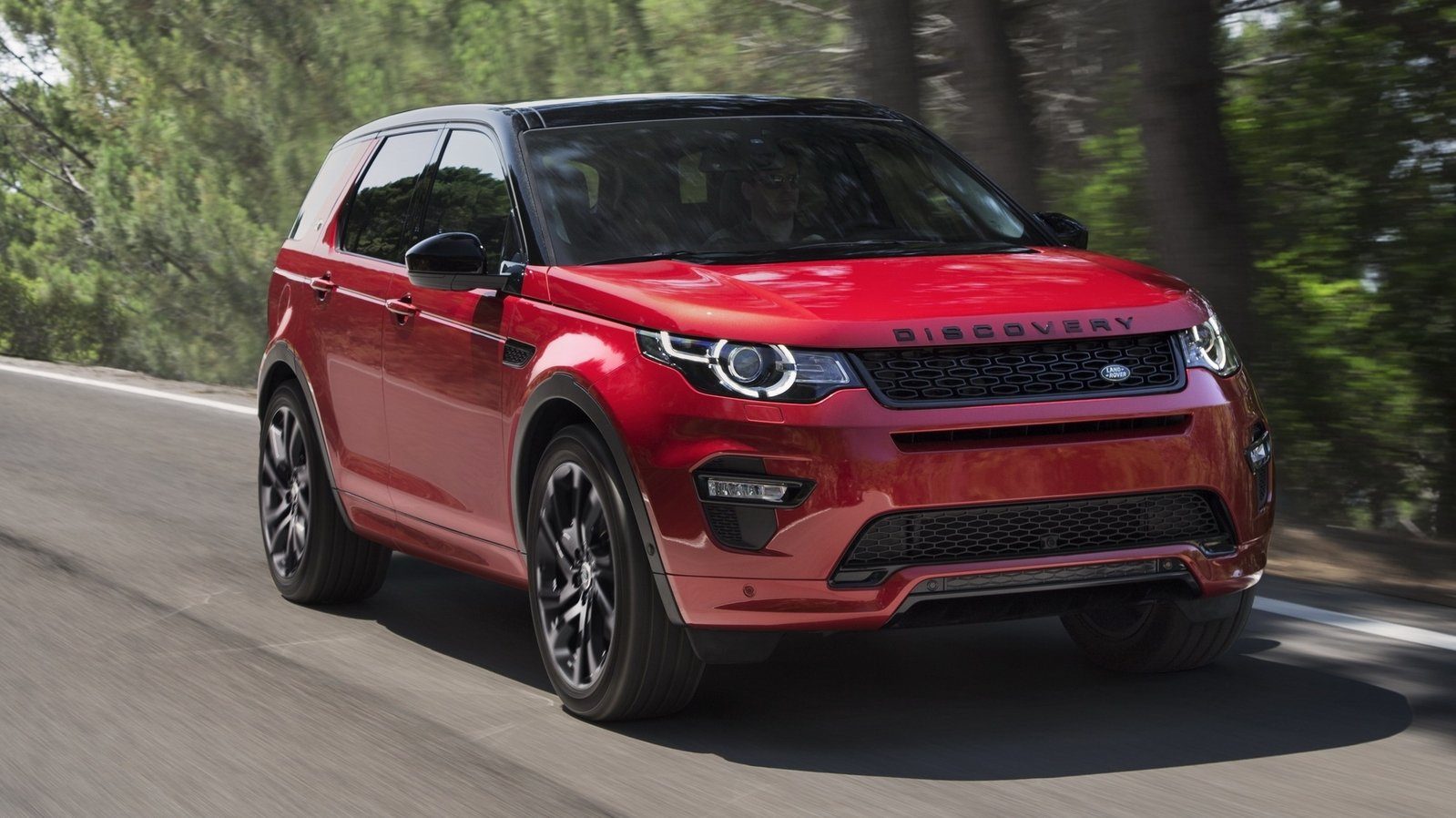 2017 Land Rover Discovery Sport Hse Lux >> 2017 Land Rover Discovery Sport | Top Speed