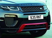 2017 Land Rover Range Rover Evoque Ember Limited Edition - image 673291