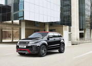 2017 Land Rover Range Rover Evoque Ember Limited Edition - image 673298