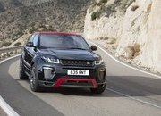 2017 Land Rover Range Rover Evoque Ember Limited Edition - image 673308