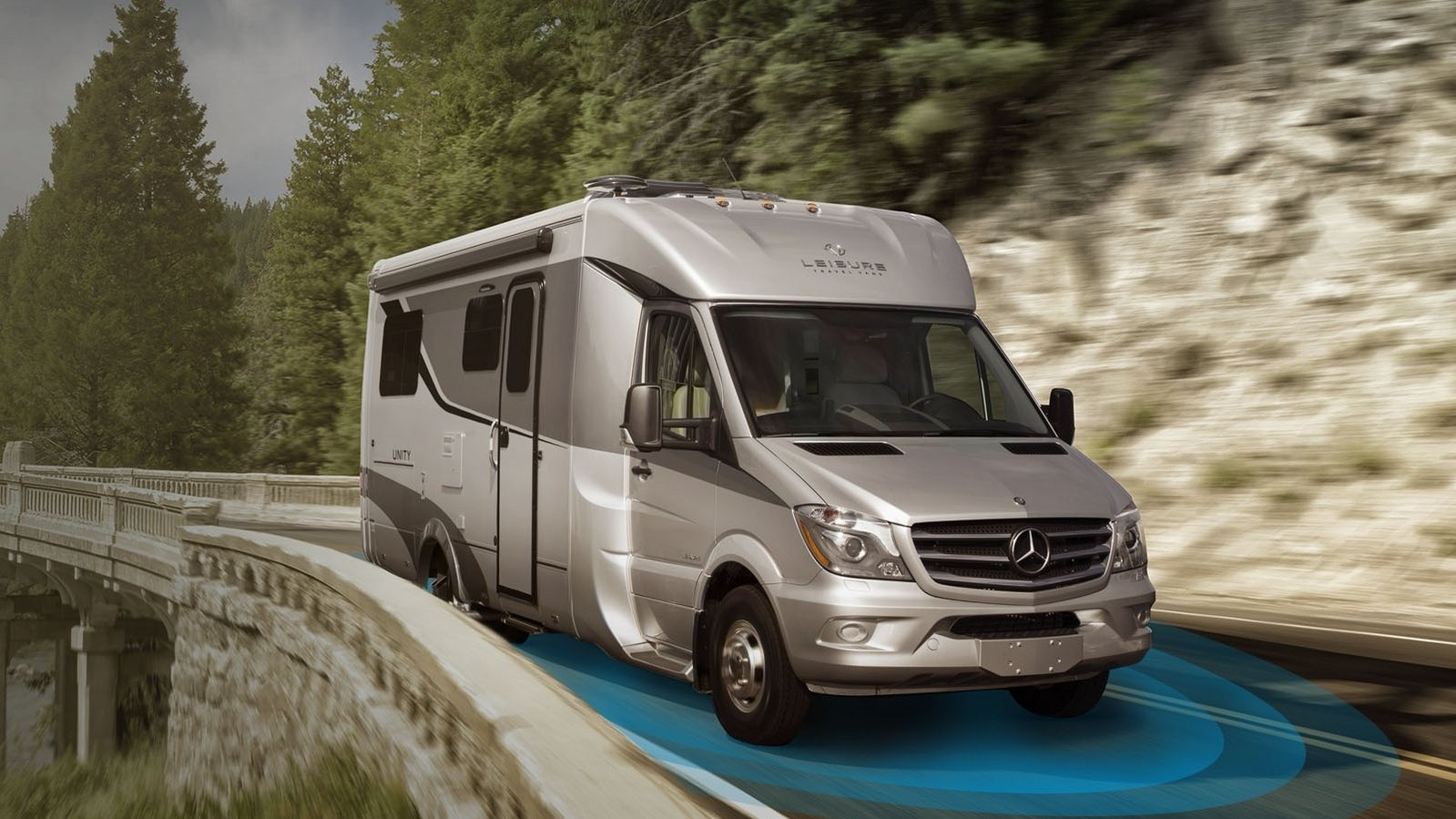 Moving Company Reviews >> Leisure Travel Vans Introduces The Autonomous RV Gallery 671379 | Top Speed