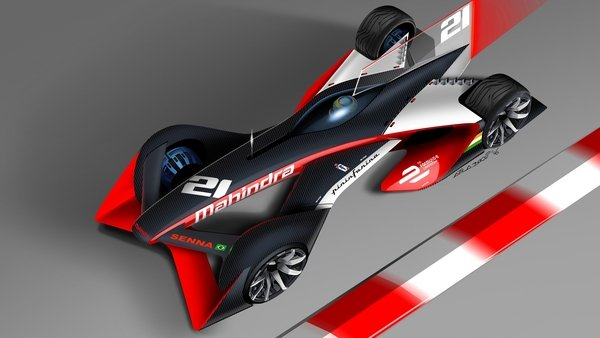 mahindra racing and pininfarina release formula e concept designs - DOC673491