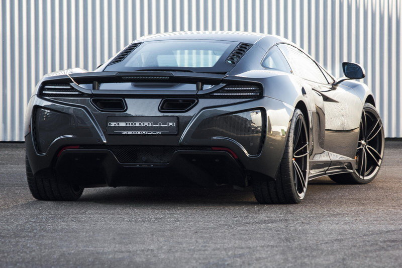 2016 McLaren 650S by Gemballa High Resolution Exterior - image 672638