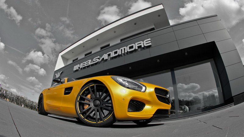 2016 Mercedes-AMG GT S Startrack 6.3 by Wheelsandmore High Resolution Exterior - image 672479