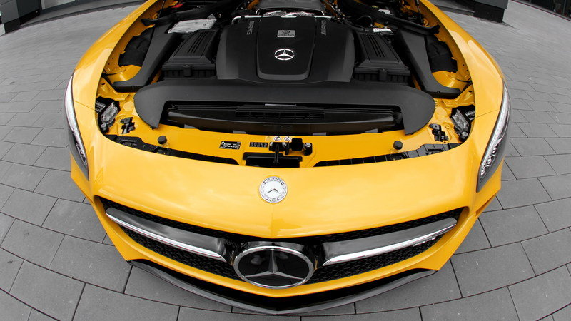 2016 Mercedes-AMG GT S Startrack 6.3 by Wheelsandmore High Resolution Exterior - image 672480