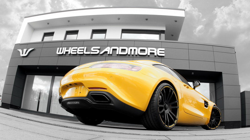 2016 Mercedes-AMG GT S Startrack 6.3 by Wheelsandmore High Resolution Exterior - image 672482