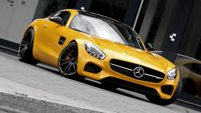 2016 Mercedes AMG GT S Startrack 6.3 By Wheelsandmore