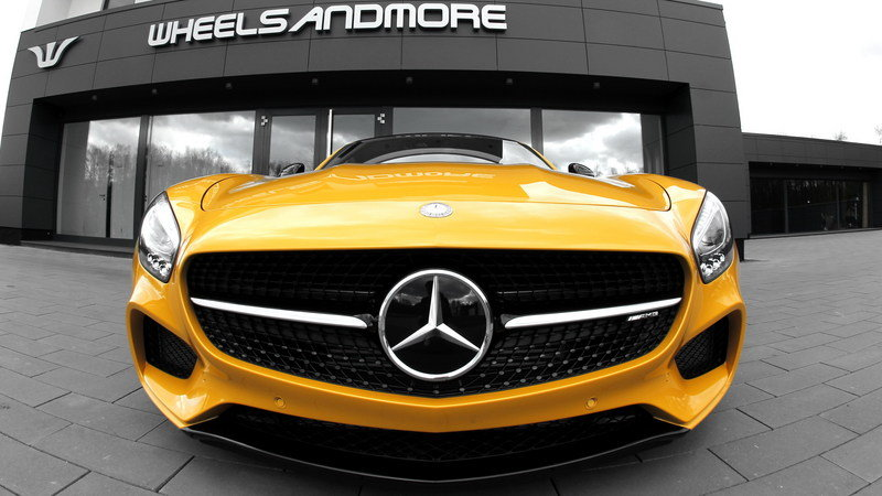 2016 Mercedes-AMG GT S Startrack 6.3 by Wheelsandmore High Resolution Exterior - image 672478