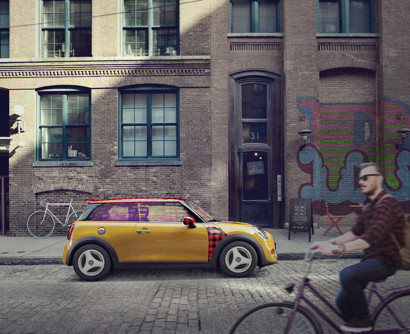 Mini Launches Hipster Hatch With Instagram Filtered Windows - image 671353