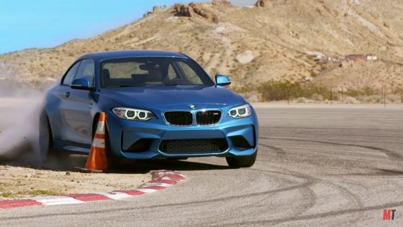 Motor Trend Gives the BMW M2 The Shakedown: Video