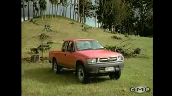Toyota Pickup 4x4 >> Old-School Toyota Hilux Ad Is Slap-Stick Fun: Video | truck News @ Top Speed