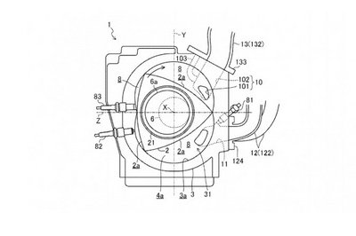 Patent Application Reveals Mazda's Plan To Bring Back Rotary Engine - image 671864