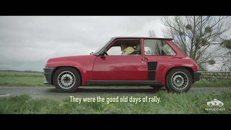 Petrolicious Profiles One Man And His Renault R5 Turbo 2: Video