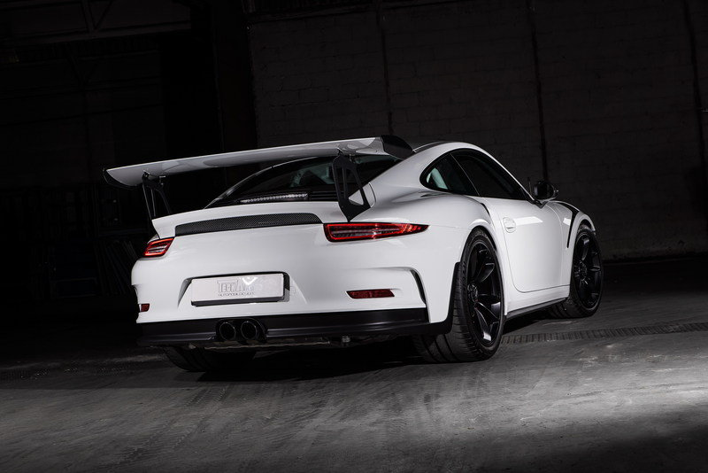 2016 Porsche 911 GT3 RS Carbon By TechArt High Resolution Exterior - image 673739