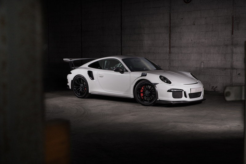 2016 Porsche 911 GT3 RS Carbon By TechArt High Resolution Exterior Wallpaper quality - image 673734