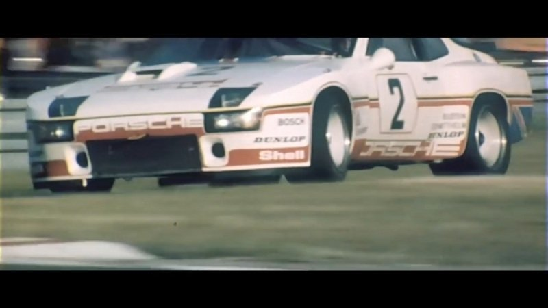 Porsche Great Britain Renovating 942 GTP Race Car: Video