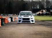 Prodrive And Subaru Build Special WRX STI For Isle of Man TT Record Attempt - image 671657