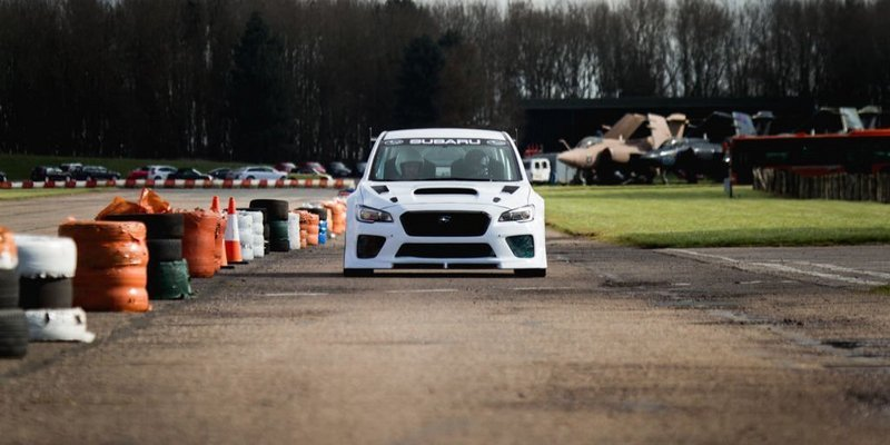 Prodrive And Subaru Build Special WRX STI For Isle of Man TT Record Attempt Exterior - image 671657