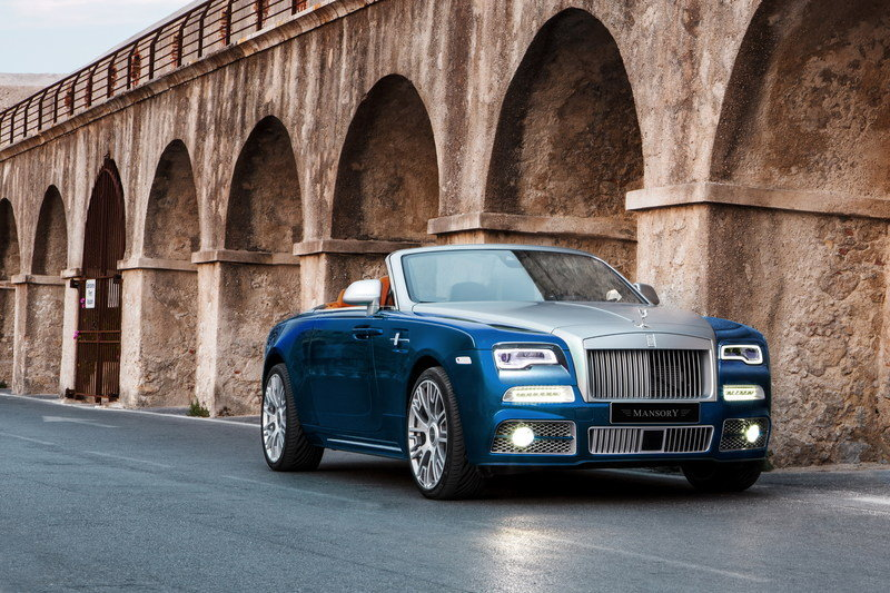 2016 Rolls-Royce Dawn by Mansory High Resolution Exterior Wallpaper quality - image 673224