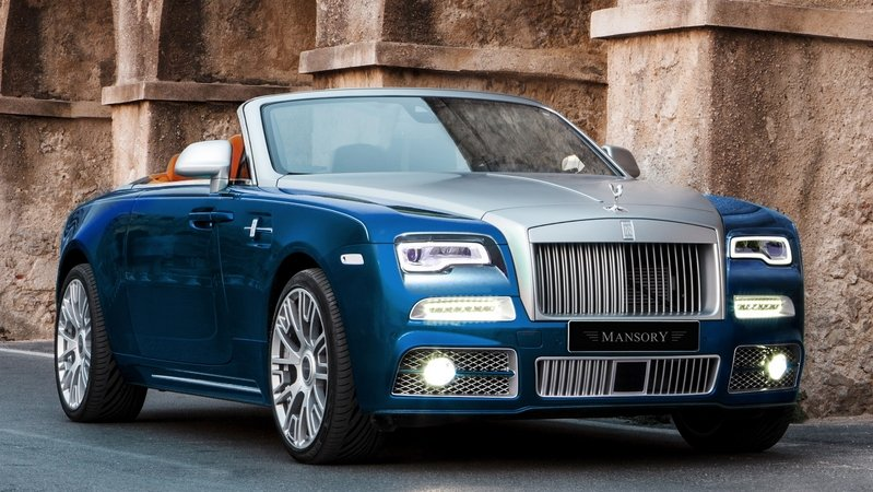 2016 Rolls-Royce Dawn by Mansory High Resolution Exterior - image 673234