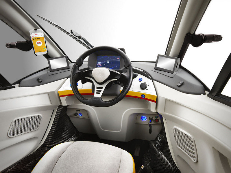 2016 Shell Concept Car High Resolution Interior - image 673638