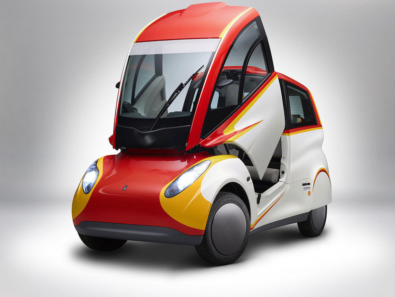 2016 Shell Concept Car High Resolution Exterior - image 673639