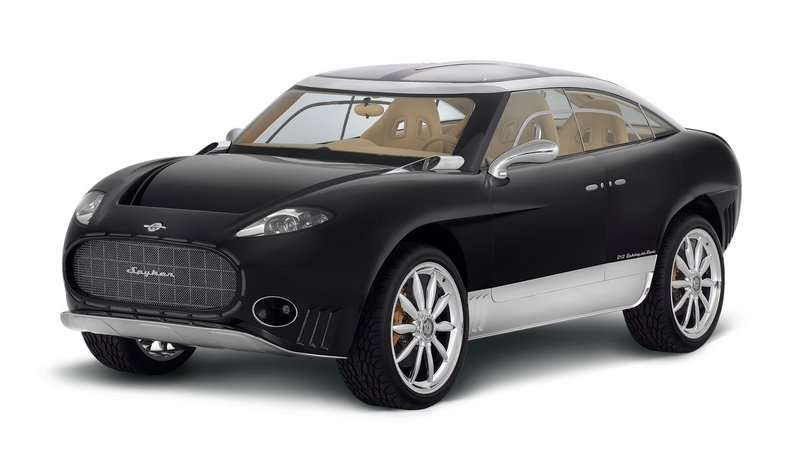 Spyker's Electric SUV Set For November 2016 Debut