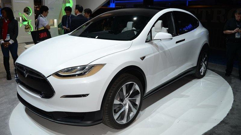 Tesla Model X Recalled To Replace Third-Row Seats
