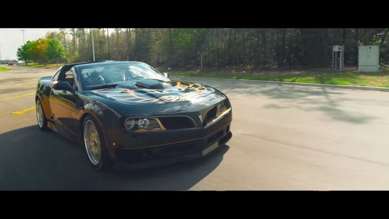 2016 Trans Am SE Bandit Edition High Resolution Exterior - image 671523