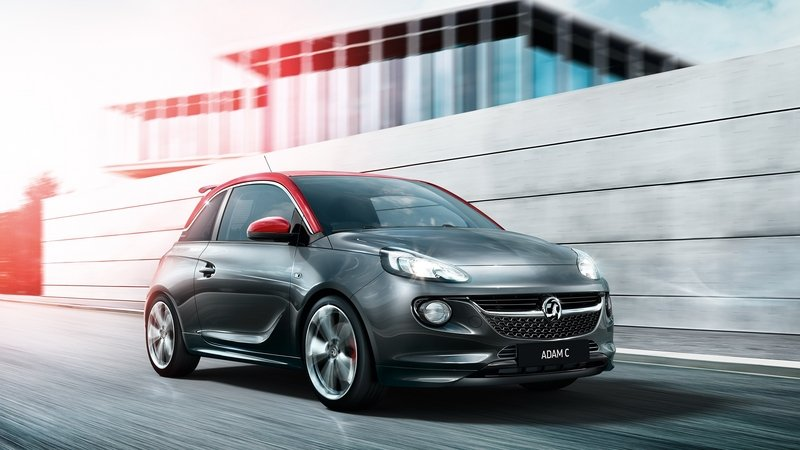 Vauxhall Launches Adam C With Zero Running Costs And Emissions