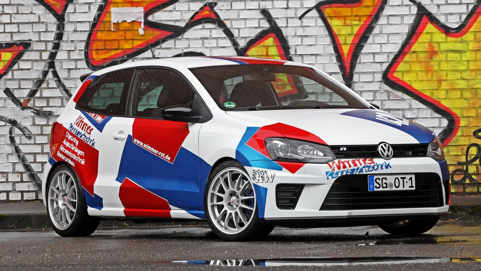 2016 volkswagen polo r wrc street by wimmer review top speed. Black Bedroom Furniture Sets. Home Design Ideas